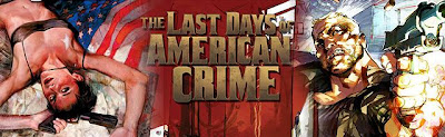 The Last Days of American Crime Filme