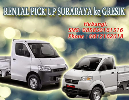 Rental Pick Up Surabaya ke Gresik