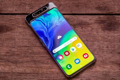 6 Kelebihan Smartphone Samsung Galaxy A80