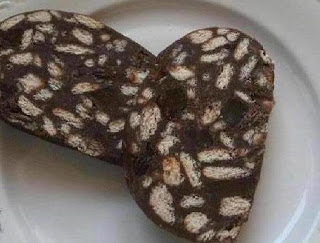 Salam de biscuiti de casa reteta,