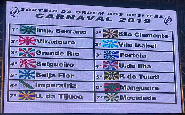 Ingressos Carnaval 2019 - Garanta já o seu ingresso!
