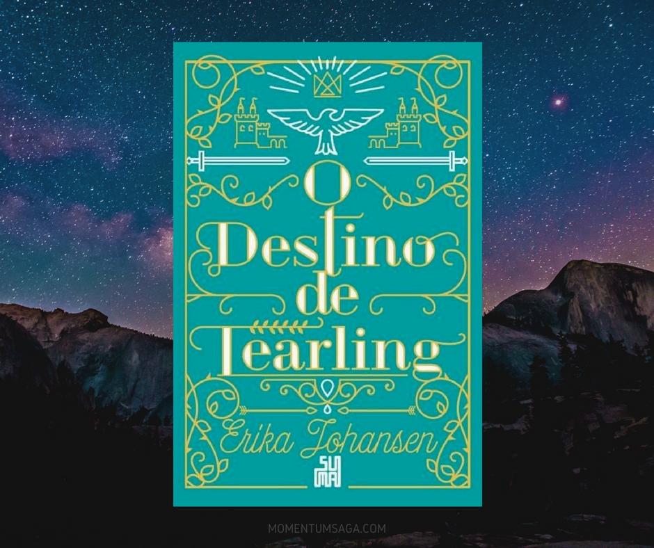 Resenha: O Destino de Tearling, de Erika Johansen