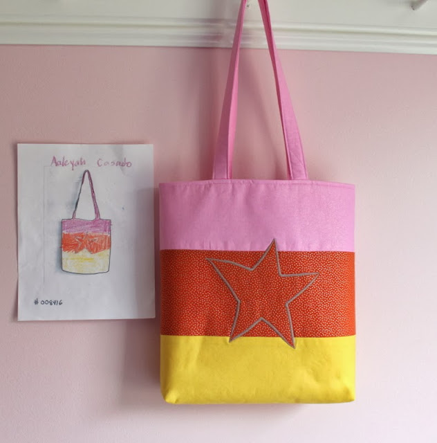 Child's Custom Designed Tote – Make For Good on Hatch