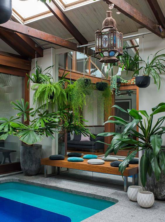 Moon to Moon Secret Garden Ultimate Indoor Pool