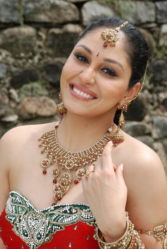 South Indian Actress Pooja Ramakrishnan Hot Picture