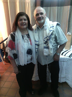 Netzarim Messianic Jewish Rabbis Yosef and Belinda Ben Marques