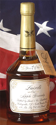 laird's apple brandy