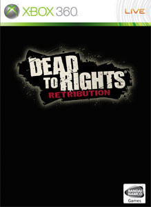 GAMECORE: DEAD to RIGHTS RETRIBUTION RGH JTAG
