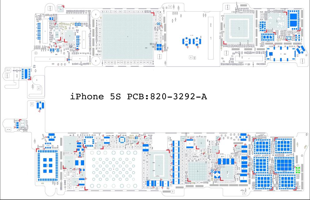 iphone 5s schematic diagram ~ basic hardware tips and tricks iphone 5 schematic diagrams iphone 5s schematic diagram