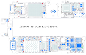 Basic Hardware Tips And Tricks: iPhone 5s Schematic DiagramBasic Hardware Tips And Tricks - blogger