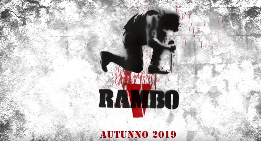 RAMBO V - Teaser Trailer