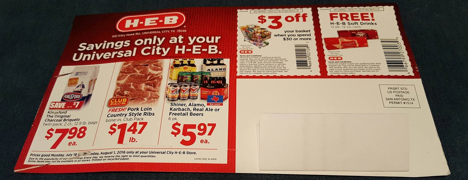 Heb coupon code