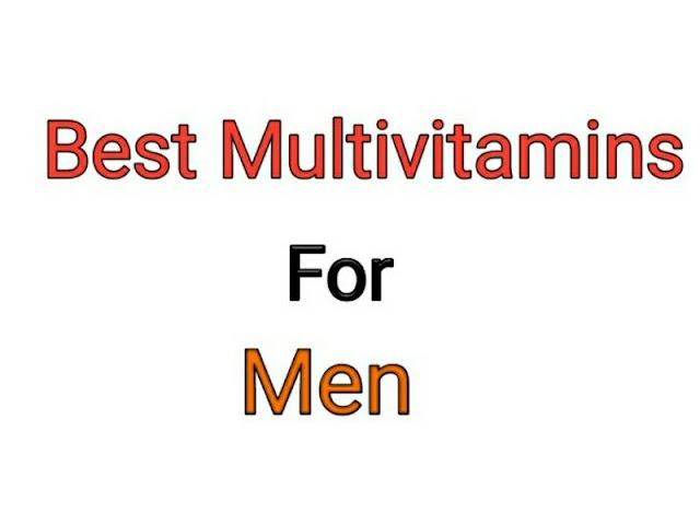 Best Multivitamins for Men