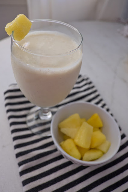 Pineapple Coconut Smoothie Recipe