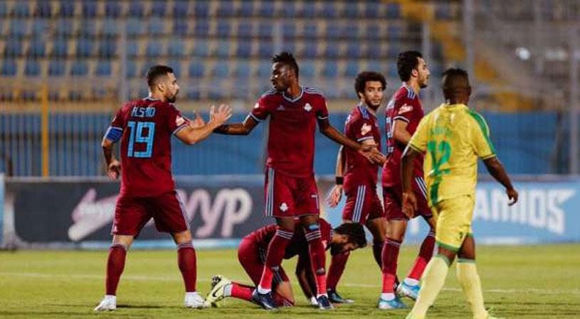 بيراميدز يفوز على المصري وينفرد بصدارة المجموعة الاولي في كأس الكونفيدرالية الأفريقية