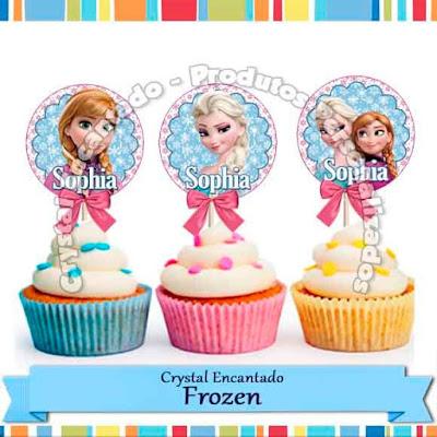 Personalizados Frozen
