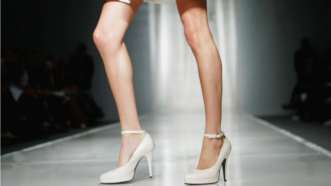 France bans extremely thin models