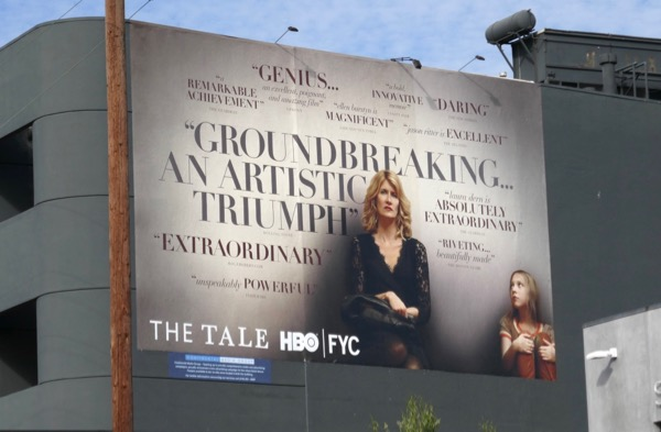 Tale movie HBO FYC billboard