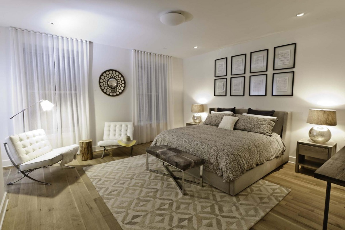 THE BOLD AND THE BEAUTIFUL: SUCCESSFUL RUG PLACEMENT
