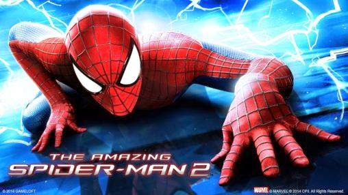 Download The Amazing Spiderman 2 v1.2.0 Apk + Data