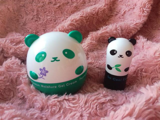 Panda's Dream Gel crème hydratante de Tony Moly
