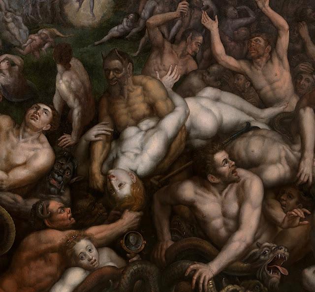 Raphael Coxie: Il Giudizio Universale