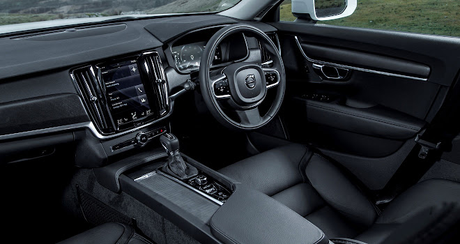 Volvo V90 Cross Country interior