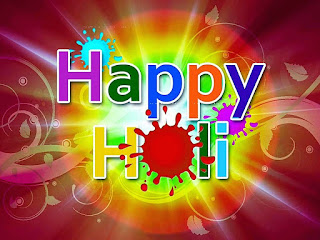 Happy Holi 2017 Whatsapp Status Cards.