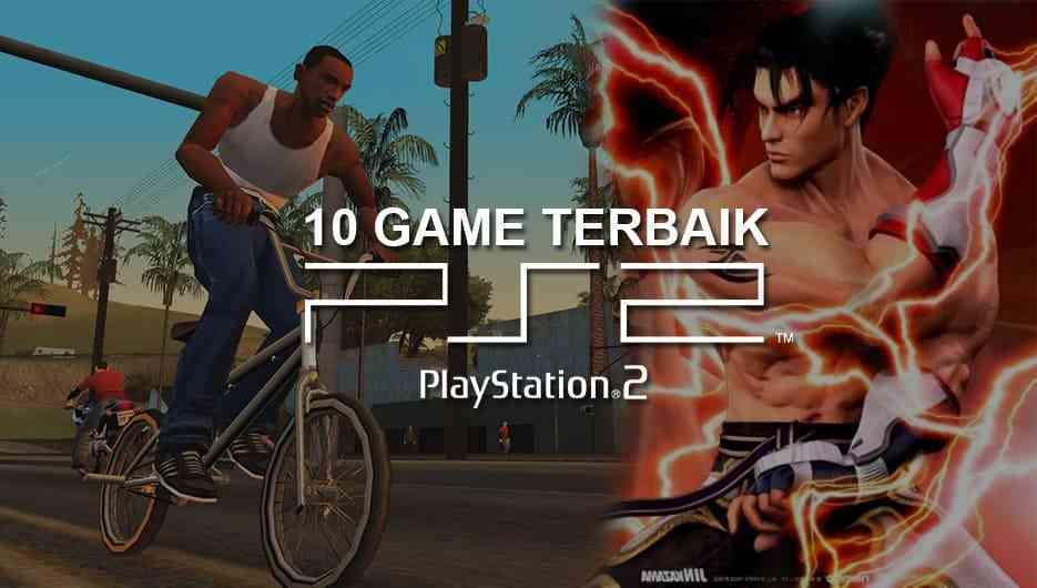 Game PS2 Terbaik yang banyak dimainkan di Indonesia
