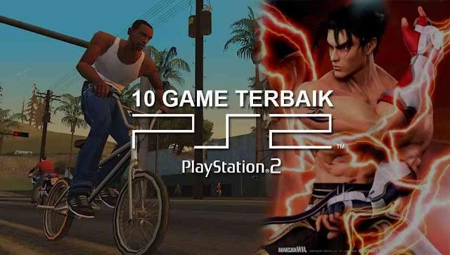 10 Game PS2 Terbaik yang banyak dimainkan di Indonesia (Update 2019)