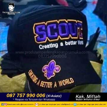 Grosir Topi Pramuka Scout