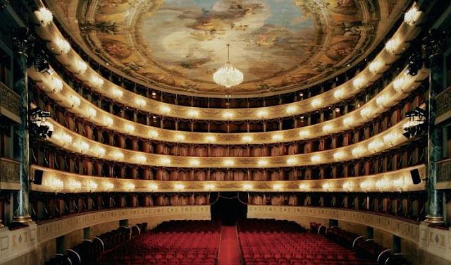 la Scala, Milan, Italia