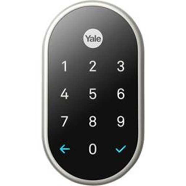 Nest x Yale Lock with Nest Connect only$217.99 (was $279.99) with Free Shipping.
