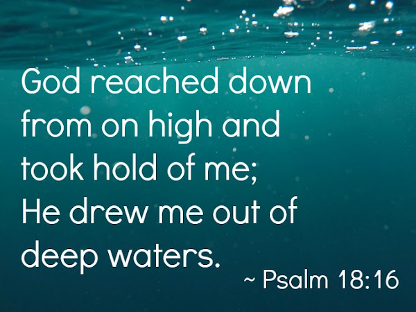 Psalm 18: Overcoming Depression