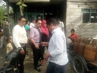 Monitoring Gas ELPG di Kota Tanjungbalai