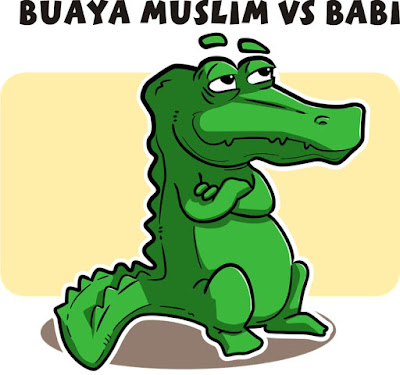 si-buaya-muslim-vs-babi
