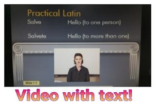 prima latina video