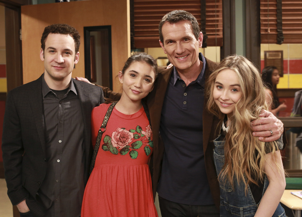 Watch disney channel girl meets world