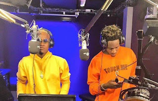 VIDEO: MR. EAZI x DOTMAN'S #XOFACTOR FREESTYLE ON BBC 1XTRA 3