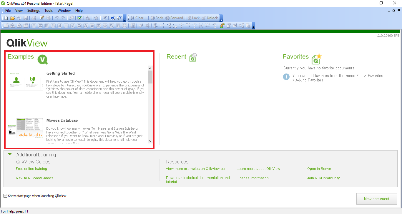 QlikView Installation | Secure HackinG