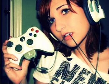 isso não é uma game girl