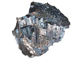 Arsenopirita - Los diez minerales mas peligrosos del mundo