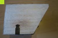 andere Seite: Eurosell Holz Schreibtischorganizer Brief Post Ablage Briefablage Postablage Briefständer Vintage Retro Design Designer Dokumenten Prospekte Ständer