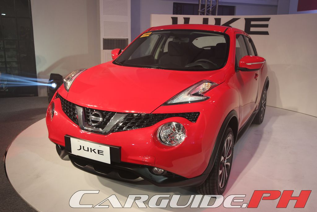 nissan philippines previews juke w specs philippine car news car reviews automotive. Black Bedroom Furniture Sets. Home Design Ideas