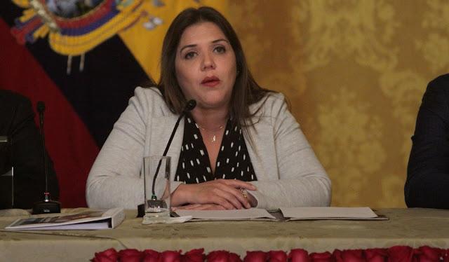 María Alejandra Vicuña a prisión