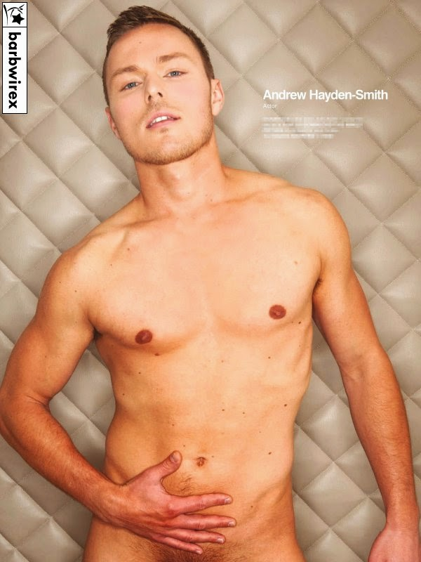Pity, that Andrew hayden smith naked with