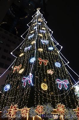 梅田藍天大廈聖誕德國小鎮