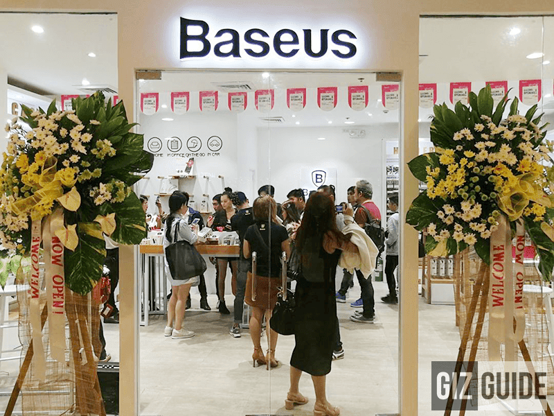 Baseus affordable and high-quality accessories goes official in the Philippines