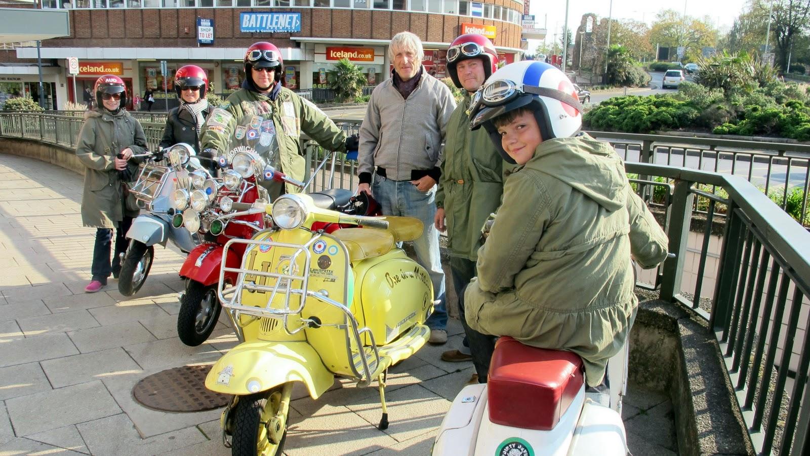 Round Britain Busking - Normal For Norfolk! | Tim Parfitt