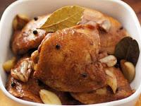 Resep dan Cara Membuat Masakan Ayam Adobo
